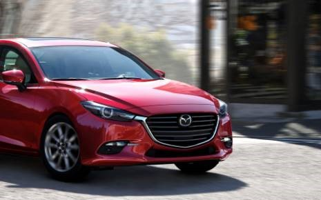Captivating The Future Of Cars Is Efficiency Without Compromises, Which Makes The 2018  Mazda3 A Shining Example Of What The Future Holds.